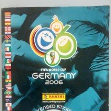Coleccionismo deportivo: ALBUM PANINI. - FIFA WORLD CUP GERMANY 2006 - #. Lote 167553156