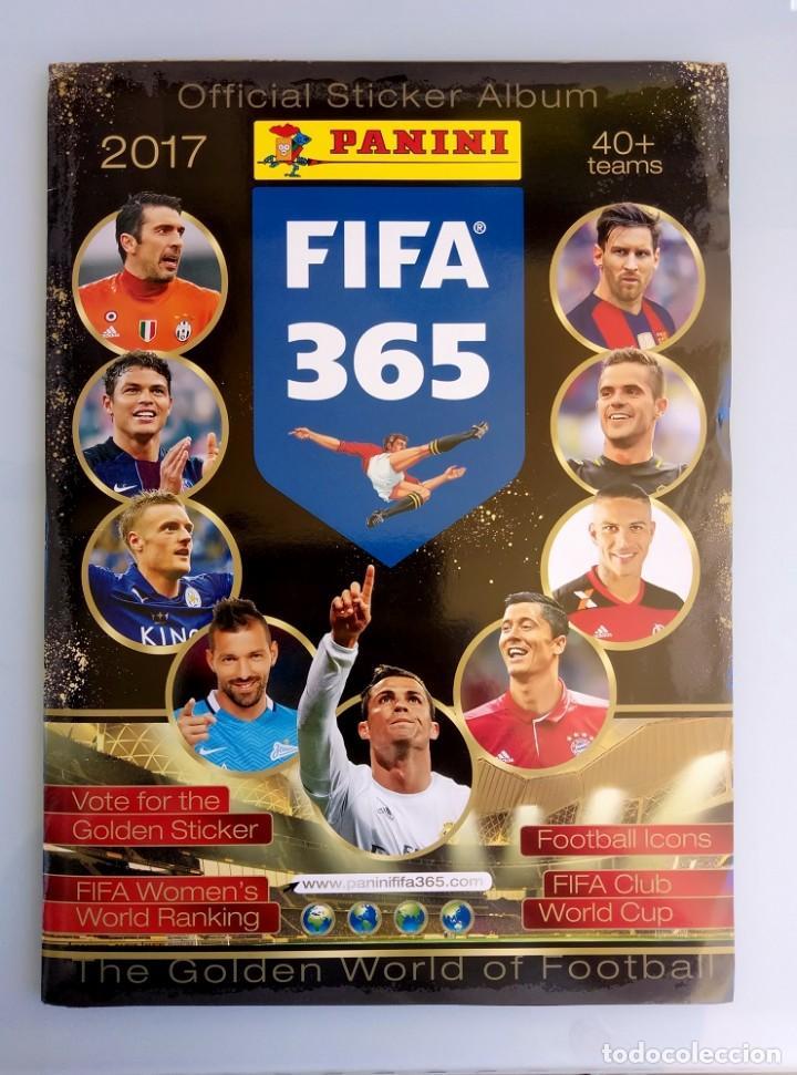 Panini FIFA 365 2017 Album