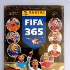 Coleccionismo deportivo: ALBUM PANINI. - FIFA 365 2017 - #. Lote 167623972