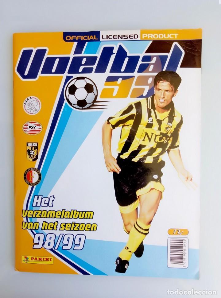 ALBUM PANINI. - VOETBAL 99 - # (Coleccionismo Deportivo - Libros de Fútbol)