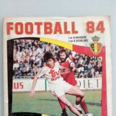 Coleccionismo deportivo: ALBUM PANINI. - FOOTBALL 84 - #. Lote 167632116
