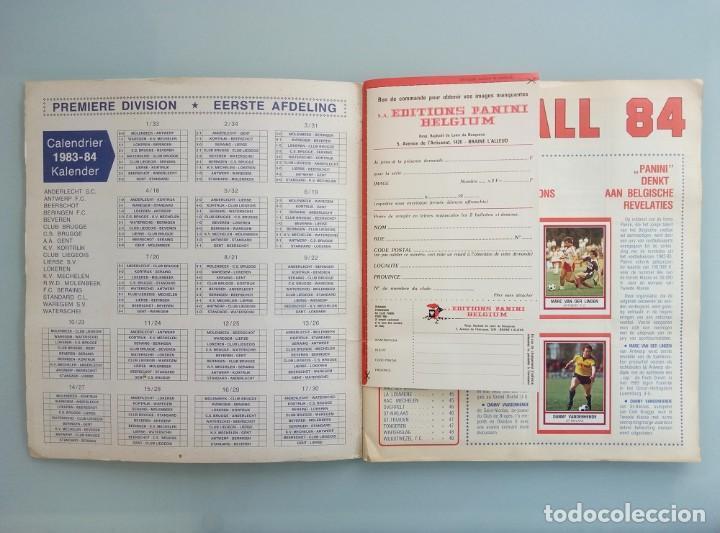 Coleccionismo deportivo: ALBUM PANINI. - FOOTBALL 84 - # - Foto 3 - 167632116