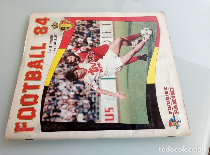 Coleccionismo deportivo: ALBUM PANINI. - FOOTBALL 84 - # - Foto 8 - 167632116