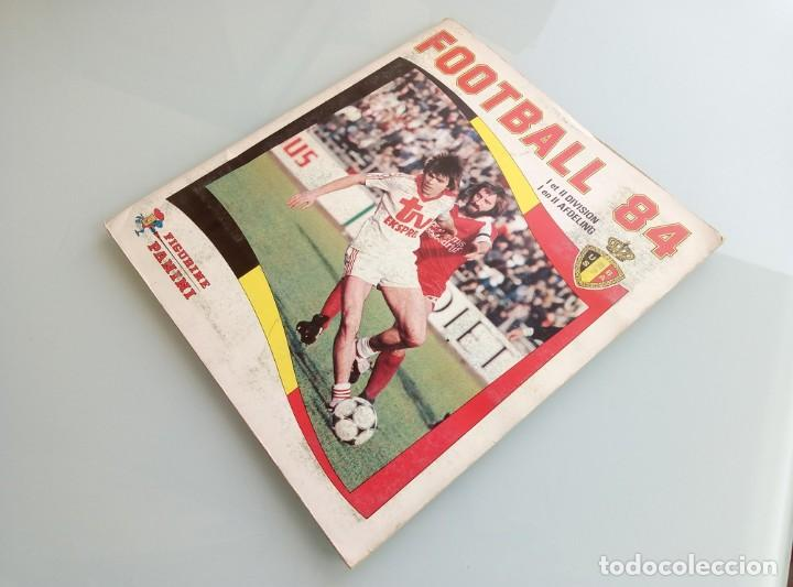 Coleccionismo deportivo: ALBUM PANINI. - FOOTBALL 84 - # - Foto 9 - 167632116