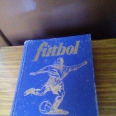 Collectionnisme sportif: ANTIGUO LIBRO. EL FUTBOL, INFORMACION GENERAL, TEMPORADA 1950/51. Lote 177878430