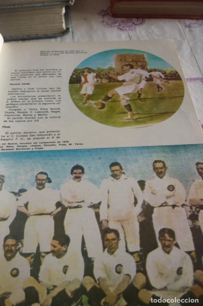 Coleccionismo deportivo: HISTORIA DEL CAMPEONATO NACIONAL DE COPA. COMPLETA. DOS TOMOS - Foto 5 - 168374784