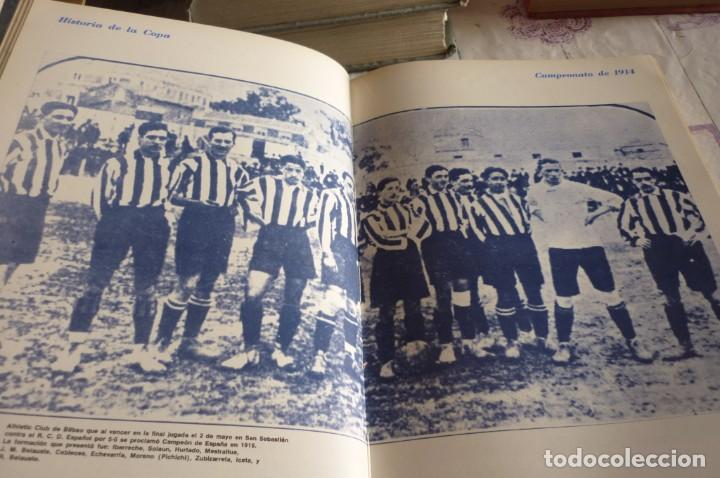 Coleccionismo deportivo: HISTORIA DEL CAMPEONATO NACIONAL DE COPA. COMPLETA. DOS TOMOS - Foto 6 - 168374784