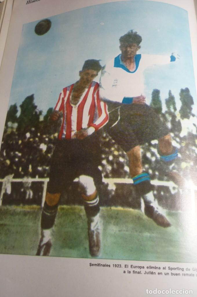 Coleccionismo deportivo: HISTORIA DEL CAMPEONATO NACIONAL DE COPA. COMPLETA. DOS TOMOS - Foto 10 - 168374784