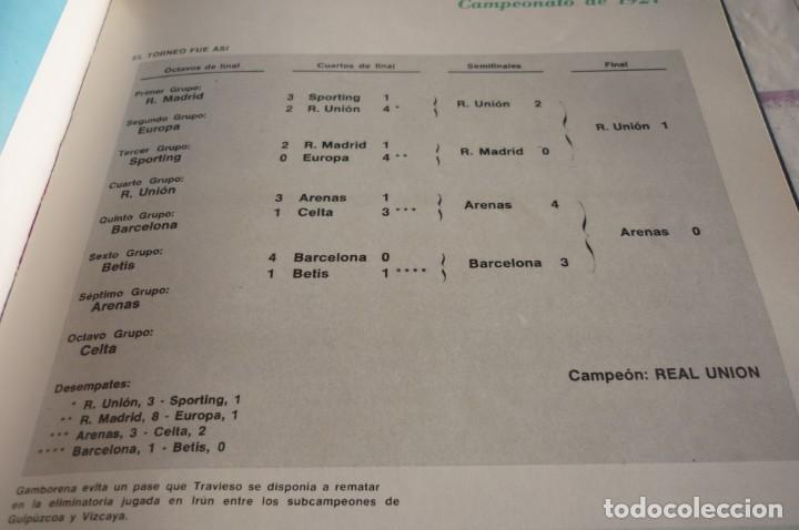 Coleccionismo deportivo: HISTORIA DEL CAMPEONATO NACIONAL DE COPA. COMPLETA. DOS TOMOS - Foto 12 - 168374784