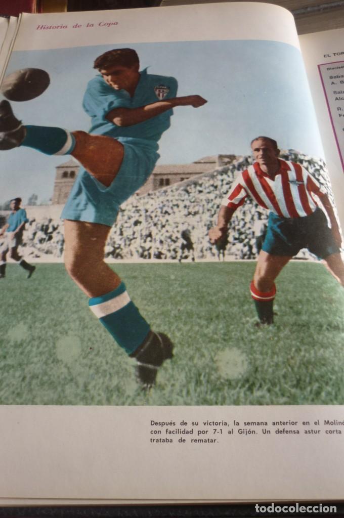 Coleccionismo deportivo: HISTORIA DEL CAMPEONATO NACIONAL DE COPA. COMPLETA. DOS TOMOS - Foto 16 - 168374784