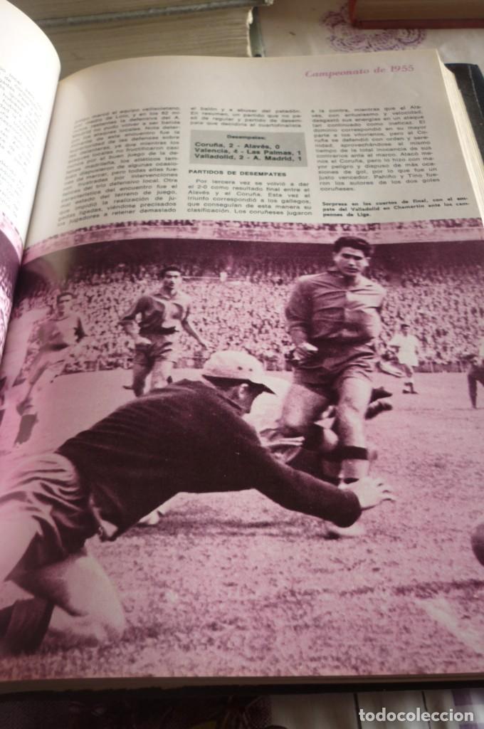 Coleccionismo deportivo: HISTORIA DEL CAMPEONATO NACIONAL DE COPA. COMPLETA. DOS TOMOS - Foto 22 - 168374784