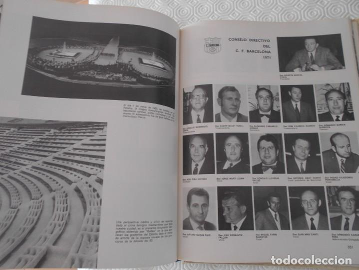 Coleccionismo deportivo: BARÇA, BARÇA, BARÇA. HISTORIA DEL C. DE F. BARCELONA. TEXTOS, GUION Y DIRECCION. JAIME RAMON PERO. E - Foto 3 - 169088968