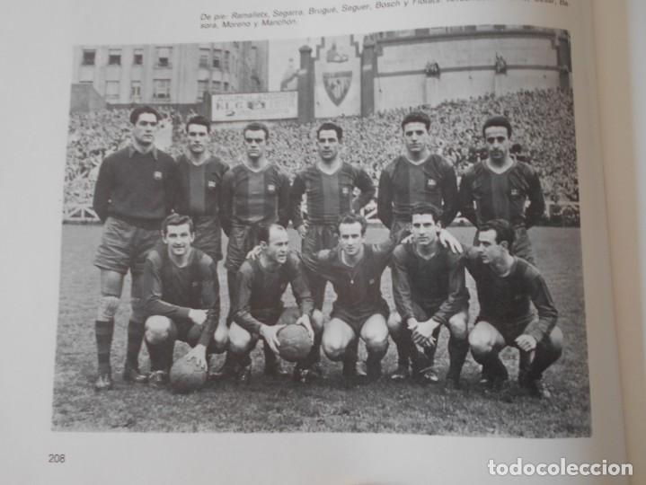 Coleccionismo deportivo: BARÇA, BARÇA, BARÇA. HISTORIA DEL C. DE F. BARCELONA. TEXTOS, GUION Y DIRECCION. JAIME RAMON PERO. E - Foto 6 - 169088968