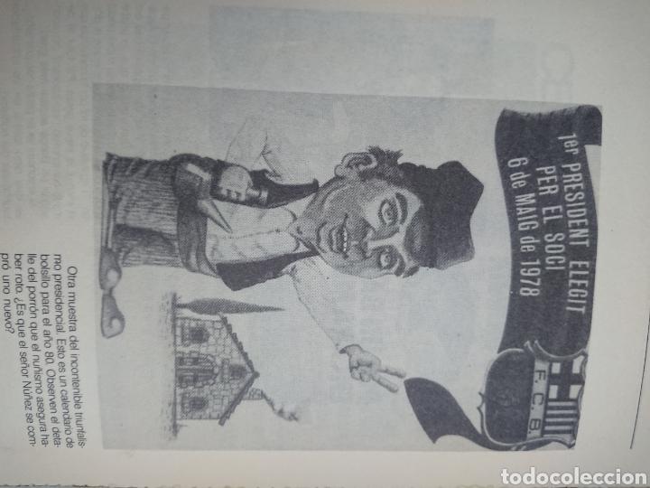 Coleccionismo deportivo: UN BARÇA TRIOMFANT? MORERA FALCO, LIBRO SOBRE FC BARCELONA - Foto 5 - 169107136