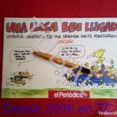 Coleccionismo deportivo: TUBAL LOTAZO OSCAR NEBREDA BARÇA VARIOS TOMOS FUTBOL EOPCA DREAM TEAM. Lote 169396008