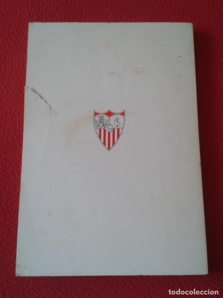 Coleccionismo deportivo: ANTIGUO LIBRO SEVILLA FÚTBOL CLUB 75 AÑOS DE HISTORIA 1905-1980 ESPAÑA LA LIGA FOOTBALL SOCCER SPAIN - Foto 2 - 169588704