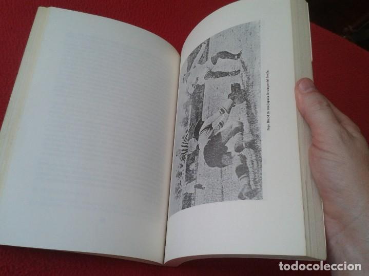 Coleccionismo deportivo: ANTIGUO LIBRO SEVILLA FÚTBOL CLUB 75 AÑOS DE HISTORIA 1905-1980 ESPAÑA LA LIGA FOOTBALL SOCCER SPAIN - Foto 7 - 169588704