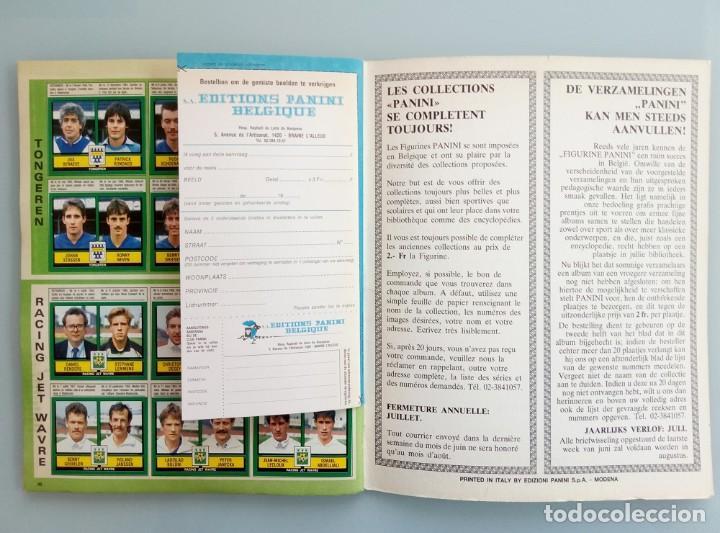 Coleccionismo deportivo: ALBUM PANINI. - FOOTBALL 89 - # - Foto 7 - 169793200