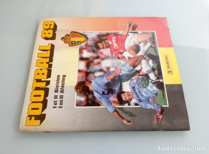 Coleccionismo deportivo: ALBUM PANINI. - FOOTBALL 89 - # - Foto 8 - 169793200