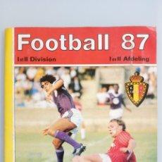 Coleccionismo deportivo: ALBUM PANINI. - FOOTBALL 87 - #. Lote 169793940