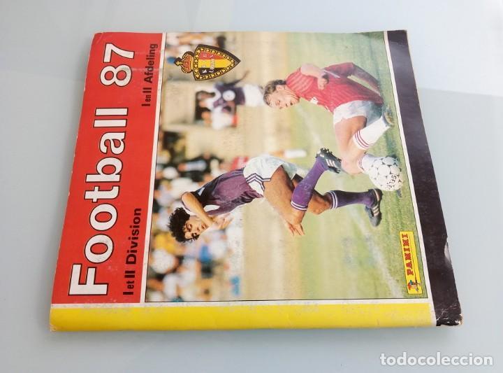 Coleccionismo deportivo: ALBUM PANINI. - FOOTBALL 87 - # - Foto 8 - 169793940