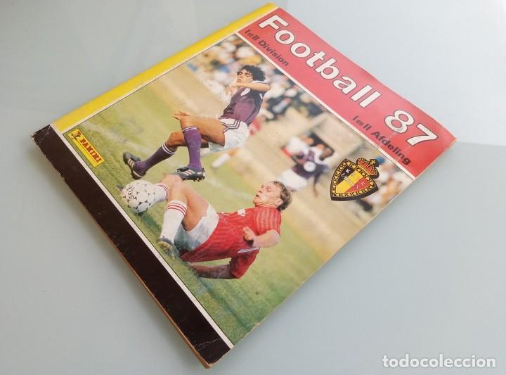Coleccionismo deportivo: ALBUM PANINI. - FOOTBALL 87 - # - Foto 9 - 169793940