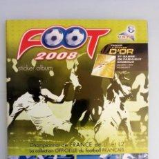 Coleccionismo deportivo: ALBUM PANINI. - FOOT 2008 - #. Lote 169797964