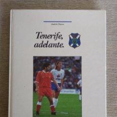 Coleccionismo deportivo: TENERIFE, ADELANTE. ANDRÉS CHAVES. CARTONÉ. Lote 169800680