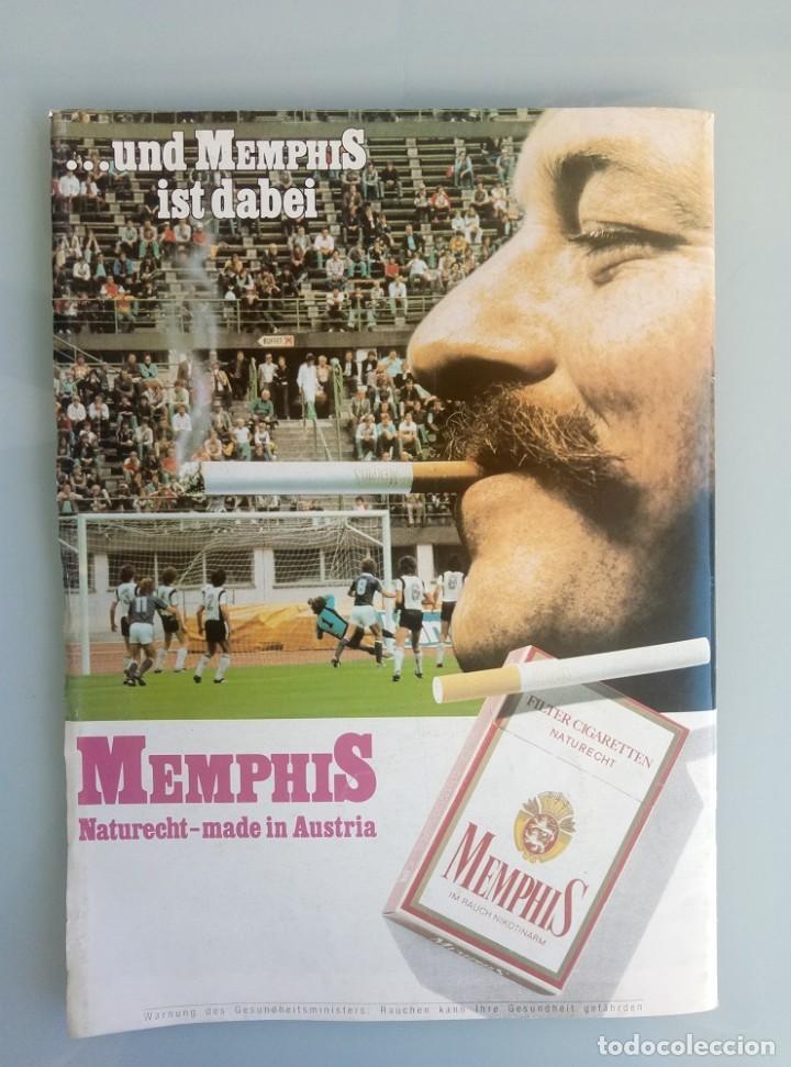 Coleccionismo deportivo: FUSSBALL ÖSTERREICHISHER. - DIE BUNDESLIGA SAISON 84/85 - # - Foto 2 - 169812396