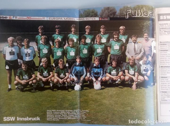 Coleccionismo deportivo: FUSSBALL ÖSTERREICHISHER. - DIE BUNDESLIGA SAISON 84/85 - # - Foto 4 - 169812396