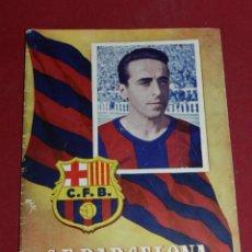 Collectionnisme sportif: (M) PROGRAMA CF BARCELONA 1953 N. 7 PARTIDO INTERNACIONAL CF BARCELONA - FUSBALL KLUB AUSTRIA. Lote 170098444
