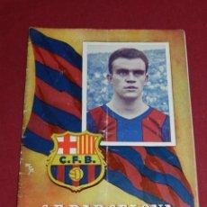 Coleccionismo deportivo: (M) PROGRAMA CF BARCELONA 17 ABRIL 1954 N.16 PARTIDO CF BARCELONA - RCD ESPAÑOL. Lote 170954335
