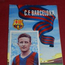 Coleccionismo deportivo: (M) PROGRAMA CF BARCELONA 11 DICIEMBRE 1954 N.27 PARTIDO CF BARCELONA - R SOCIEDAD. Lote 170954392