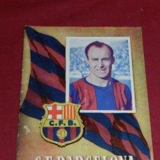 Coleccionismo deportivo: (M) PROGRAMA CF BARCELONA 6 FEBRERO 1954 N.11 PARTIDO CF BARCELONA - CELTA. Lote 170954702