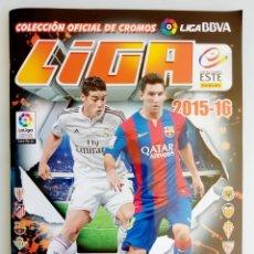 Coleccionismo deportivo: ALBUM PANINI. - LIGA 2015-16 - #. Lote 171193713