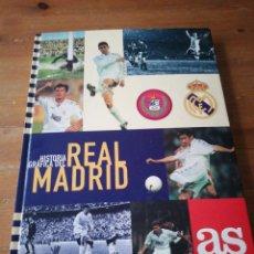 Coleccionismo deportivo: HISTORIA GRÁFICA DEL REAL MADRID. AS. . Lote 171309295