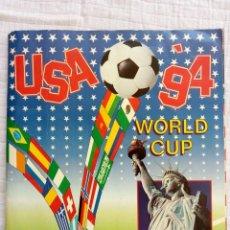 Coleccionismo deportivo: ALBUM PANINI. - USA'94 - #. Lote 171347945