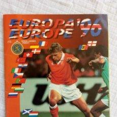 Coleccionismo deportivo: ALBUM PANINI. - UEFA EUROPE '96 - #. Lote 171364074