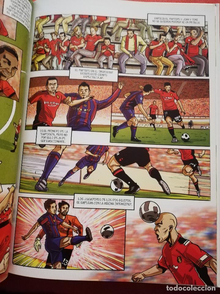 Coleccionismo deportivo: RCD MALLORCA. 16 AÑOS DE PRIMERA (DAVID J. NADAL / JOAN FUSTER) DOLMEN EDITORIAL - Foto 7 - 171506314