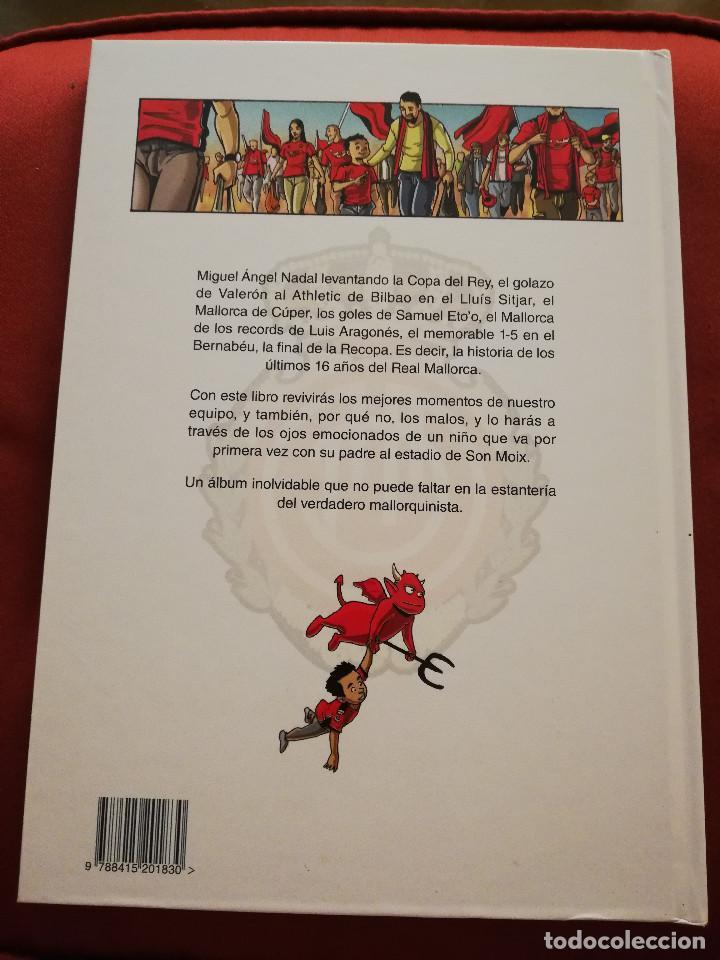 Coleccionismo deportivo: RCD MALLORCA. 16 AÑOS DE PRIMERA (DAVID J. NADAL / JOAN FUSTER) DOLMEN EDITORIAL - Foto 9 - 171506314