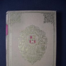 Coleccionismo deportivo: HISTORIA DEL CLUB DE FÚTBOL BARCELONA. ALBERTO MALUQUER. EDIT M. ARIMANY 1949. Lote 171526982