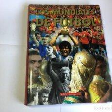 Coleccionismo deportivo: LIBRO LOS MUNDIALES DE FUTBOL - BANCO DE VALENCIA. Lote 171997128