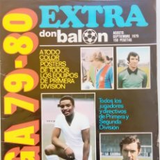 Coleccionismo deportivo: DON BALÓN. EXTRA LIGA 79/80 - #. Lote 172342757