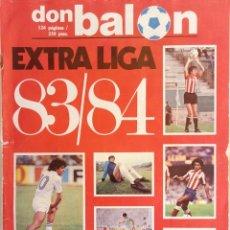 Coleccionismo deportivo: DON BALÓN. EXTRA LIGA 83/84 - #. Lote 172343059