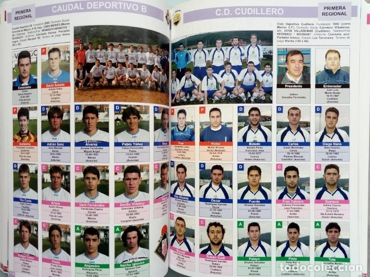 Coleccionismo deportivo: SOCENORTE. - ANUARIO DEL FÚTBOL ASTURIANO 2003 - # - Foto 2 - 195360855