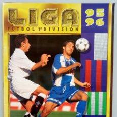 Coleccionismo deportivo: ALBUM ED. ESTE. - LIGA 95/96 - #. Lote 172347883