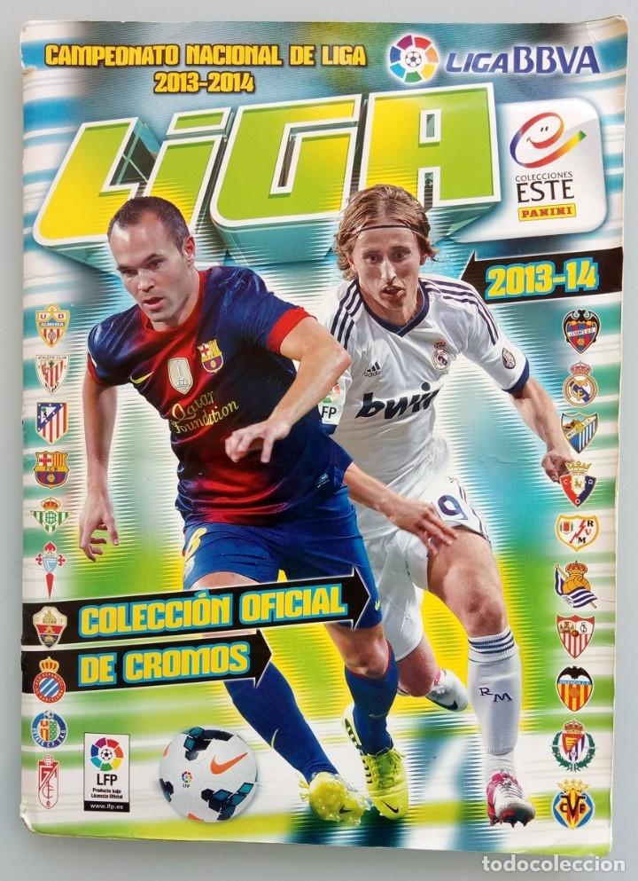 ALBUM PANINI. - LIGA 2013-14 - # (Coleccionismo Deportivo - Libros de Fútbol)