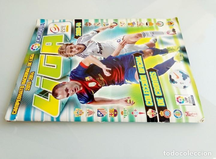 Coleccionismo deportivo: ALBUM PANINI. - LIGA 2013-14 - # - Foto 3 - 172348450