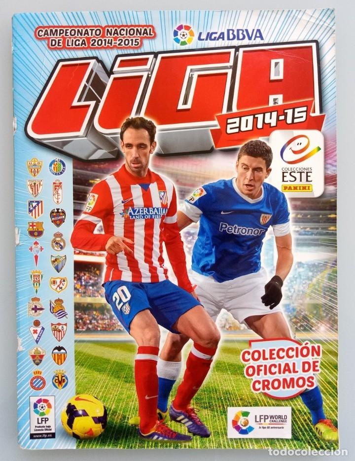 ALBUM PANINI. - LIGA 2014-15 - # (Coleccionismo Deportivo - Libros de Fútbol)