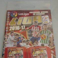 Coleccionismo deportivo: ALBUM PANINI. - LIGA 2016-17 - STARTING PACK! - #. Lote 172363824